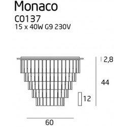 Candelabru  Maxlight MONACO C0137