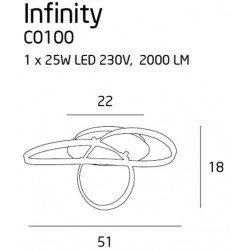 Candelabru  Maxlight INFINITY C0100