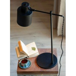 Lampa birou  Maxlight BLACK T0025