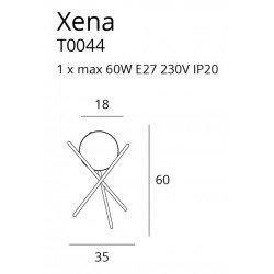 Lampa birou  Maxlight XENA T0044