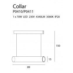Lustra  Maxlight COLLAR P0411