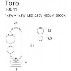 Lampa birou  Maxlight TORO T0041