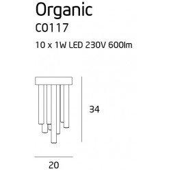 Candelabru  Maxlight ORGANIC PL 0 C0117