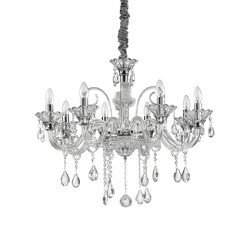 Candelabru COLOSSAL-SP8-AVORIO IDEAL LUX