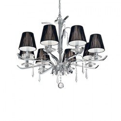 Candelabru ACCADEMY-SP8 IDEAL LUX