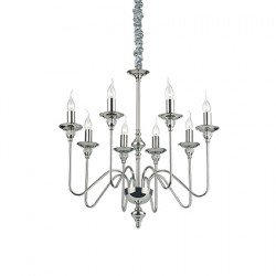 Candelabru ARTU'-SP8 IDEAL LUX
