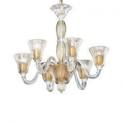 Candelabru CA'-FOSCARI-SP6 IDEAL LUX