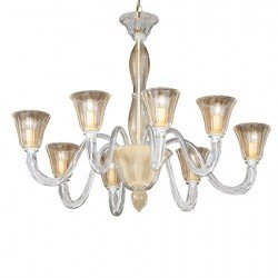 Candelabru CA'-FOSCARI-SP8 IDEAL LUX