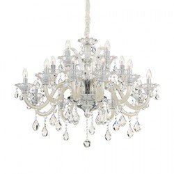 Candelabru COLOSSAL-SP15-AVORIO IDEAL LUX