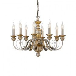 Candelabru DORA-SP8 IDEAL LUX