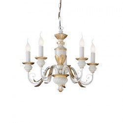 Candelabru FIRENZE-SP5 IDEAL LUX