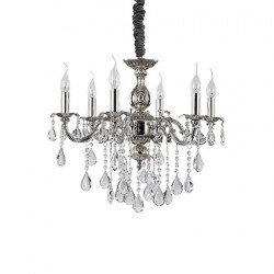 Candelabru IMPERO-SP6 IDEAL LUX