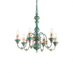 Candelabru PISA-SP6 IDEAL LUX