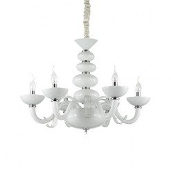 Candelabru PRAGA-SP6 IDEAL LUX