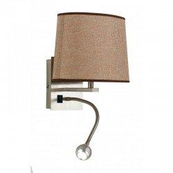 Aplica Le I-090111-5F oval maroled 3 watt 4500 kelvin E14
