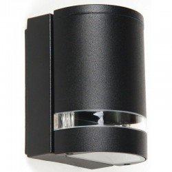 Aplica Le I-6041/NERO negru aluminiu impermeabile