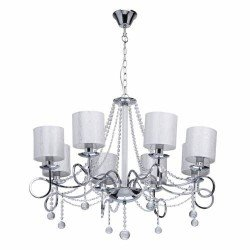 Lustra MW-LIGHT Elegance 684010208 crom